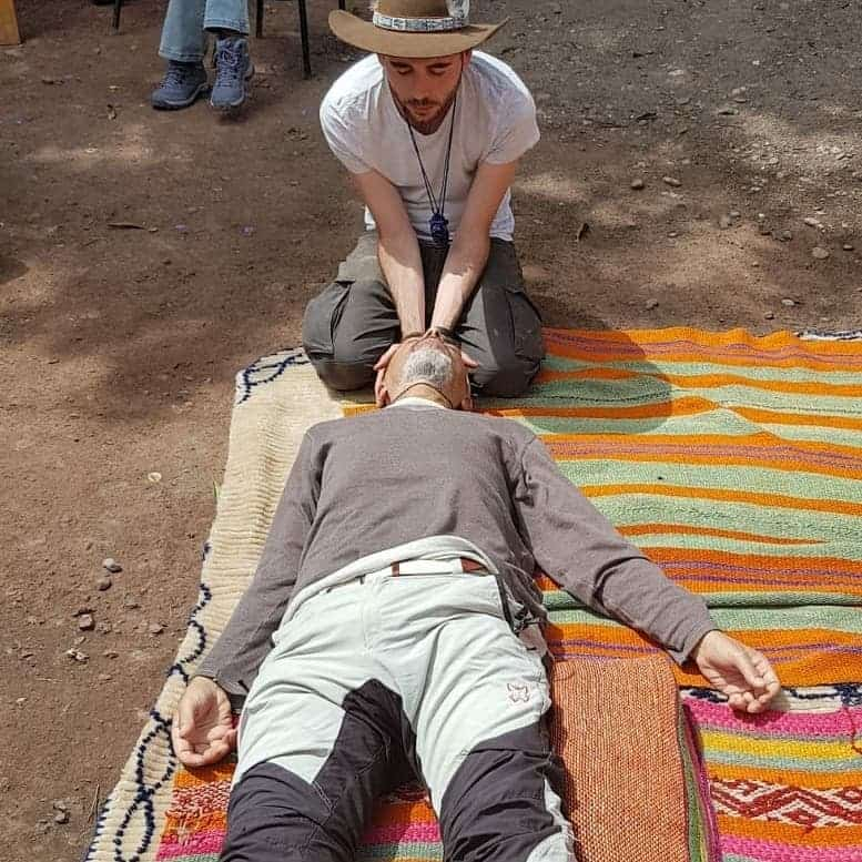 reiki shamanic healing berlin Alessandro Ferrari