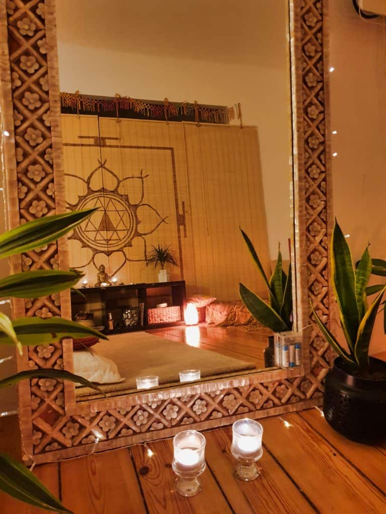reiki shamanic healing berlin alessandro ferrari room space where I am
