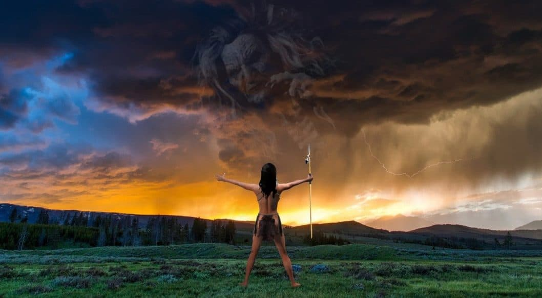 shaman mother earth spirits reiki shamanic healing shamanism reiki
