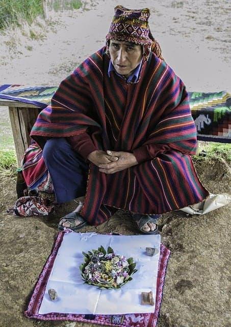 peruvian shaman reiki shamanic healing